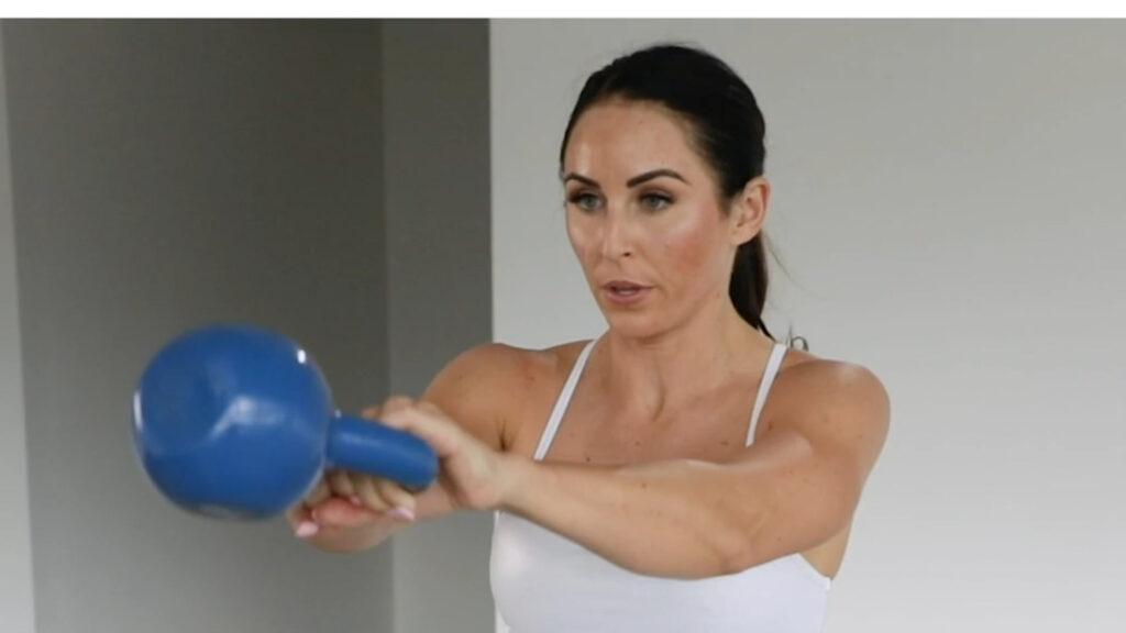 INSPO: PaleOMG – Advanced Full Body Kettle Bell Workout – 10 Sec Promo