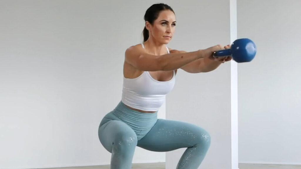 INSPO: PaleOMG – Advanced Full Body Kettle Bell Workout – 30 Sec Promo